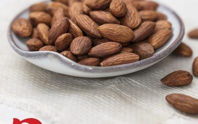 U.S. Whole Roasted Almonds