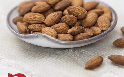 U.S. Whole Raw Almonds
