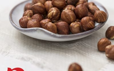 U.S. Raw Shelled Natural Hazelnuts